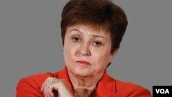 Managing Director IMF, Kristalina Georgieva