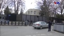 ABD'nin Büyükelçiliği Çevresinde Yoğun Güvenlik Önlemleri