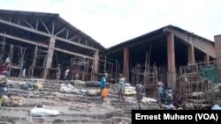 En images : Bukavu est restée ville-morte