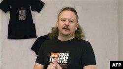 Белорусский драматург Николай Халезин