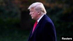 Predsjednik SAD Donald Trump (Foto: Reuters/Jonathan Ernst)