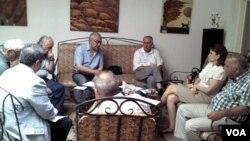 Milli Şuranın İcra Aparatı və komissiyalarının iclası