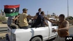 Сторонники Каддафи напали на город Бани-Валид