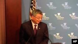 台灣國防部副部長 楊念祖
