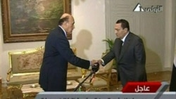 عمر سلیمان: رشد اقتصادی مصر کاهش می یابد