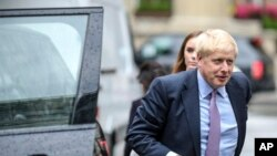 Pwochen premye minis Lagrand Bretay la Boris Jonhson.