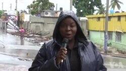 Ayiti-Meteo: Kòman Siklòn Matthew Frape Vil Pòtoprens nan Jounen Madi 4 oktòb 2016 la