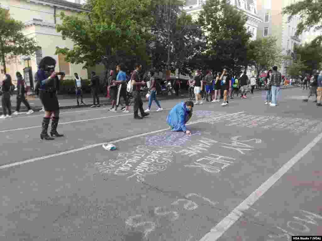 Black Lives Matter - George Floyd Protests 14