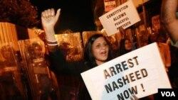 PBB berusaha memediasi solusi damai antara penentang dan pendukung mantan Presiden Nasheed di Maladewa.