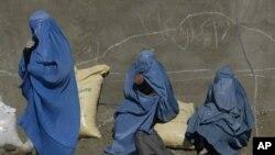 گھریلو تشدد کی شکار افغان خواتین کا اگلا ٹھکانہ جیل