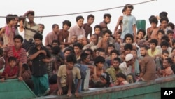 Migran Rohingya