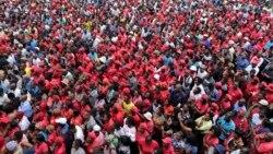 Banengi Abantu Abasemngcwabeni Kamuyi uMorgan Tsvangirai