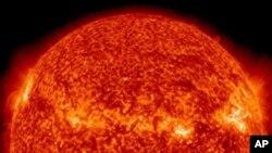 Ηλιακή καταιγίδα χτυπά την Γη