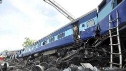 دستکم ۵۳ نفر در حادثه قطار در هند کشته شدند