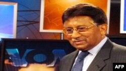 Cựu Tổng thống Pakistan Perves Musharraf