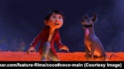 """""""Coco"""" es la película más vista en EE.UU. y Canadá por tercera semana consecutiva."""