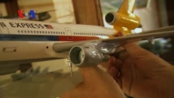 Model Airplane Replicas In Demand, Especially from Indonesia