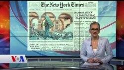 8 Ocak Amerikan Basınından Özetler
