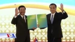 ASEAN – Trung Quốc ra tuyên bố chung về Biển Đông