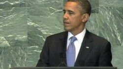 Obama: No Shortcut to Mideast Peace