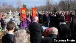 Похороны на Ново-Дивеевском кладбище. Photo: Oleg Sulkin