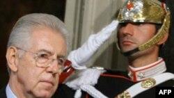 Mario Monti İtaliyada yeni hökumətin başçısı oldu (YENİLƏNİB)