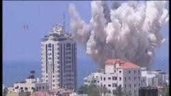 以色列哈馬斯星期六繼續交火