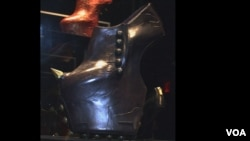 Shoe by Noritaka Tatehana
