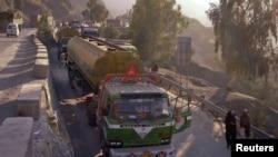 巴基斯坦即将重开北约进入阿富汗的供应线