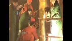 4名中國礦工被困36天後獲救
