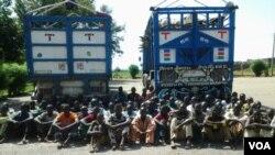 Wasu 'yan Boko Haram da wai, suka mika kansu ga hukuma a Maiduguri