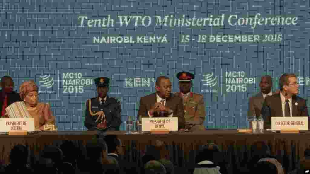 Kenya WTO Conference