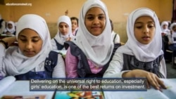 Promoting Universal Education