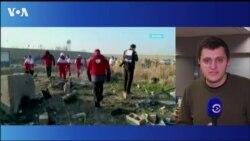 Крушение украинского лайнера после вылета из аэропорта Тегерана