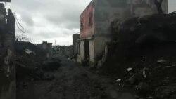La zona cero de San Miguel los Lotes en Guatemala