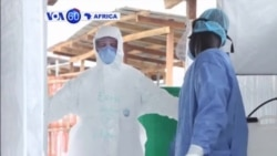 VOA60 Afirka: Ana Samun Karin Yaduwar Ebola A Saliyo, Saliyo, Disamba 01, 2014