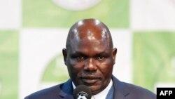 Mwenyekiti Wafula Chebukati