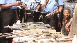 Saisie d'une vingtaine d'armes aux portes de Niamey