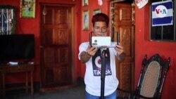 Activista nicaragüense
