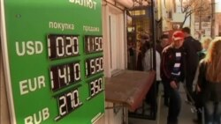 Ukraine Crisis, Sanctions Taking Toll on Russia Economy