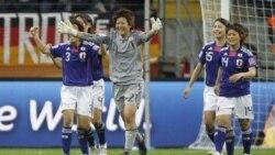 آمریکا و ژاپن در فینال زنان