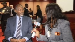 Interview with Attahiru Jega about the Nigerian Elections