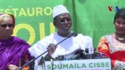 Le chef de l'opposition malienne appelle à l'unité avant le 2e tour (vidéo)
