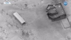ABD'den Suriye-Irak Sınırına Hava Operasyonu