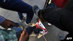 Египет: столкновения демонстрантов