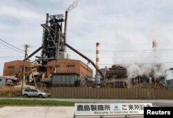 ဂ်ပန္ကုမၸဏီ Nippon Steel & Sumitomo Metal