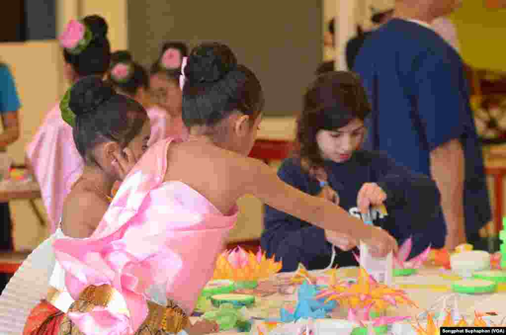 thai cultural day kid museum