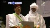 VOA60 AFIRKA: A Nijar An Rantsar Da Sabon Shugaban Kasar Mohamed Bazoum A Yamai