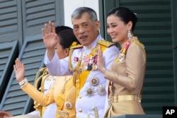 ملکه سوتیدا همسر پادشاه تایلند