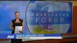 Washington Forum du 6 septembre 2018: les relations Chine-Afrique